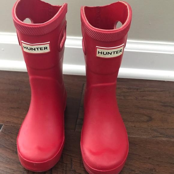 3d9f7593119 Hunter Rain Boots Target Red Toddler Girl